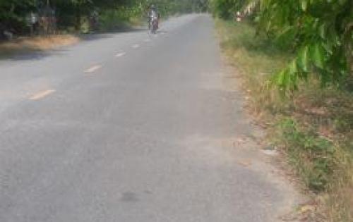 Cần bán nhanh đất mặt tiền đường thị trấn Thủ Thừa, Long An