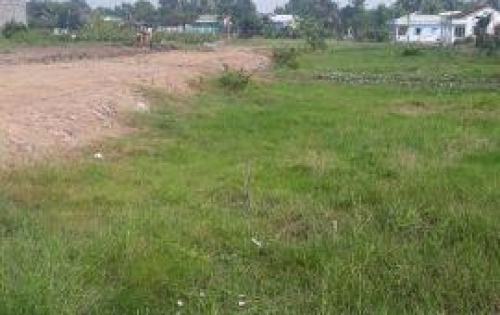 Bán nhanh đất thổ cư ngay mặt tiền đường xã Nhị Thành, Thủ Thừa, Long An.