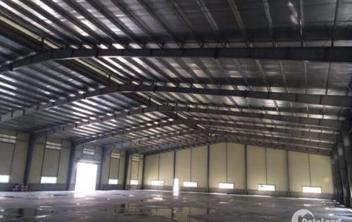 Cần bán đất, kho xưởng DT 2400m2, 4000m2 cụm CN vừa và nhỏ Từ Liêm, Hà Nội.