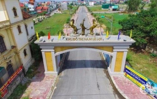 Chính chủ cần bán lại lô đất đã có sổ tại phường Lê Lợi trung tâm TP Vinh