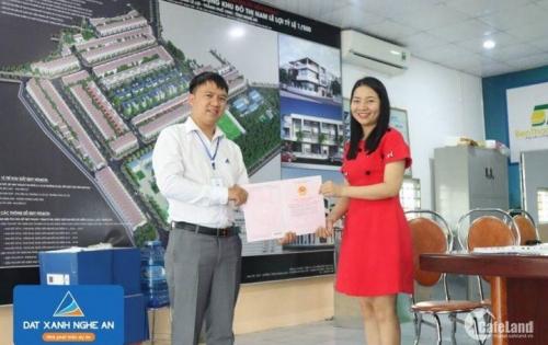 Chương trình chiết khấu khủng Dự án Nam Lê Lợi trung tâm thành phố Vinh
