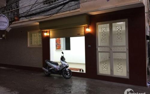 Cần bán nhà tầng 1 G1 tập thể Thành Công, Ba Đình, sổ đỏ chính chủ.
