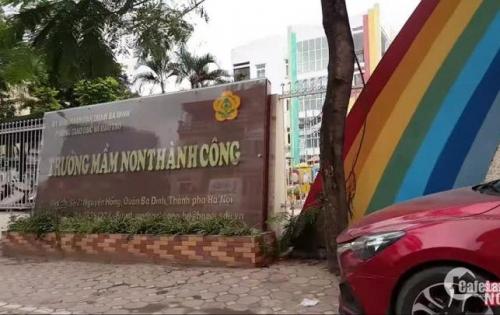 Cần bán gấp nhà mặt phố Nguyên Hồng - Kinh doanh đinh tại quận Ba Đinh 11.5 tỷ.