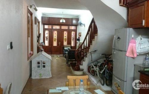 Bán nhà khu Kim Mã 48m2 4 tầng mặt tiền 3.5m giá 3.1 tỷ