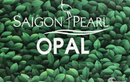 Chính chủ cần bán Opal Tower - Saigon Pearl 2PN, view Villa giá 4,225 tỷ. Liên hệ 0938 155 227