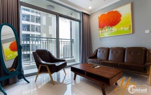Bán căn hộ Vinhomes Central Park 3PN full nội thất cao cấp view sông Sài Gòn, giá 6 tỷ