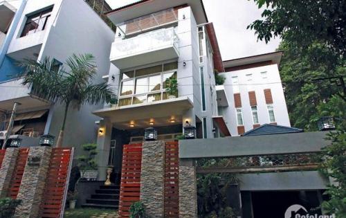 Bán nhà MT Bạch Đằng, Quận Bình Thạnh, DT: 20x20m, CN: 416m2, Giá 51 tỷ
