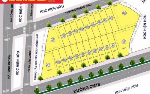 Dự án Khu dân cư Khuê Trung - Cẩm Lệ , Tp Đà Nẵng