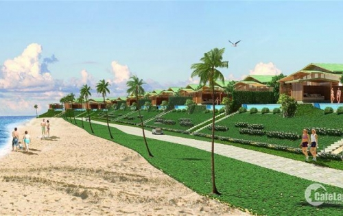 biệt thự biển Cam Ranh , ck 16%, 15 tỷ, 170m2