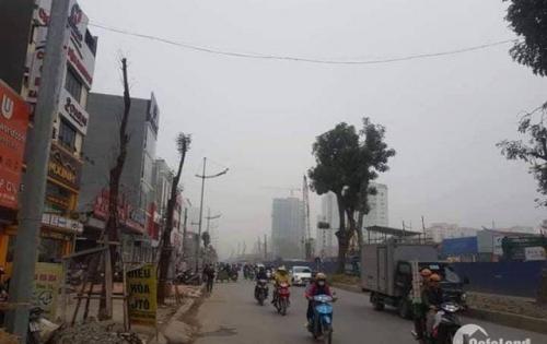 Bán đất mặt phố ở Phạm Văn Đồng, Cầu Giấy, DT 70m2, MT 4.1m, giá 18.5 tỷ (LH: 0982489445).