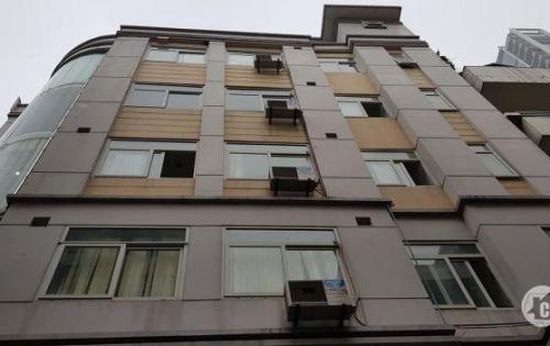Tòa nhà Khuất Duy Tiến, Cầu Giấy, 7 tầng, 8m mặt tiền, kinh doanh, văn phòng.0943228039