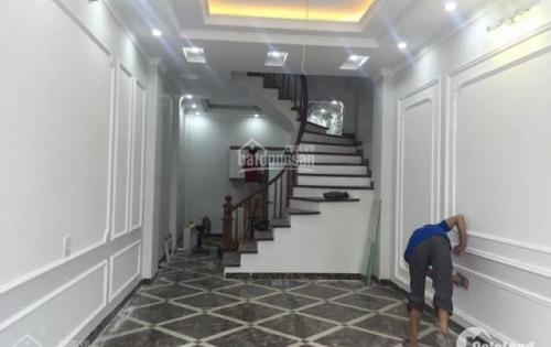 Bán Nhà Ngõ 26 Hoàng Quốc VIệt( Cầu Giấy ). Oto Đỗ Cửa. Kinh Doanh Tốt. 45m2*4T. Giá 6.4 Tỷ