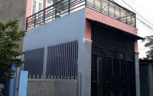 Bán nhà 1 trệt 1 lầu,giá rẻ,đường Bùi Thị Cội,tân đông hiệp,dĩ an,bình dương,80m.2.35tỷ