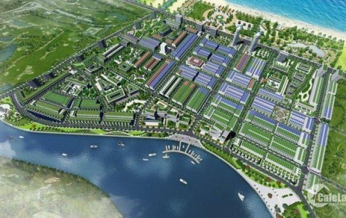 Bán đất nền phía Nam Đà Nẵng lô góc ngã tư giá đầu tư giai đoạn 1