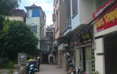 Bán nhà phố Tây Sơn, 62m2, MT 4,5m, 3 mặt thoáng, giá 4,2 tỷ