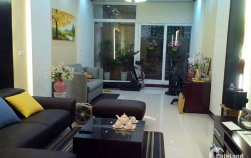 Nhà đẹp, ở luôn, kinh doanh– phố Thịnh Quang