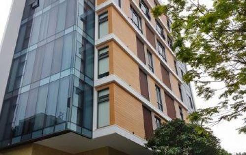 Bán tòa nhà 8 tầng, 70m2, MT 5m phố Nguyên Hồng giá 25 tỷ.