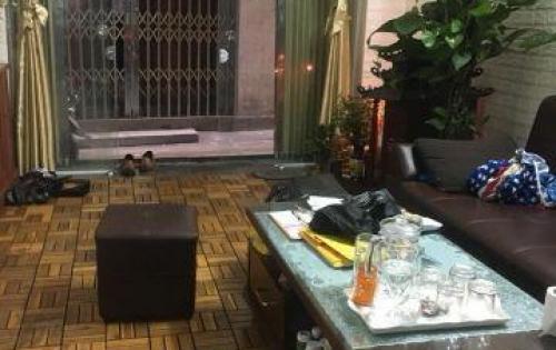 Cần bán nhà Trần Hữu Tước trước Tết,  30 m2 nhà 4 tầng, Sổ đỏ, ngõ xe 3 gác đỗ.