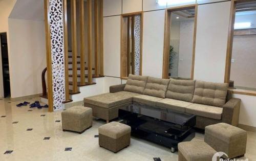 Bán nhà 48m2x5T ngõ 46C Phạm Ngọc Thạch, Hồ Đắc Di xây mới, cách đường ô tô 30m Giá 4 tỷ