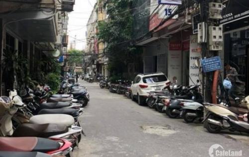 Bán nhà phố Nguyễn Lương Bằng, DT 50m2x5 tầng, ô tô đỗ cửa, 4.29 tỷ