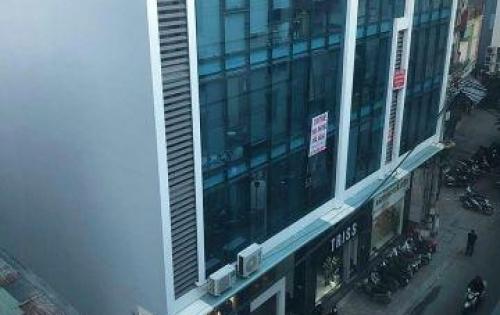 Bán nhà mặt phố Yên Lãng 6 tầng 5m mặt tiền 16 tỷ 45m sổ đỏ thi hoa hậu, hướng Đông Bắc