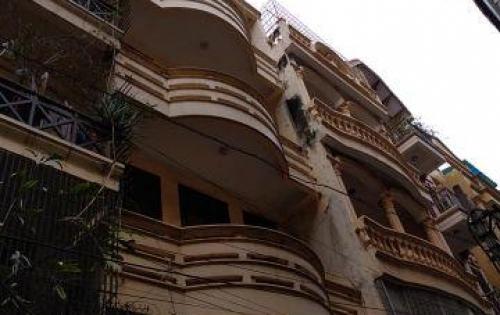 Bán nhà riêng ngõ 16 Hoàng Cầu, 5 tầng, Lô Góc 2 mặt thoáng giá 3.5 tỷ