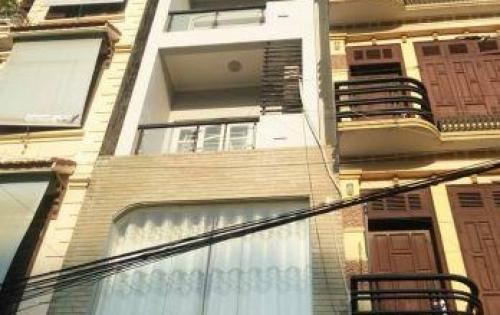 Bán nhà ngõ 10 Tôn Thất Tùng, 2 mặt thoáng, 37m2 x 5T, mt 4.3m. Giá 4.2 tỷ