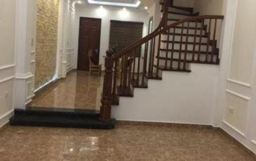 Nhà đẹp 4 tầng MẶT NGÕ phố Hào Nam - Khu VIP Đống Đa. Giá 3,2 tỷ