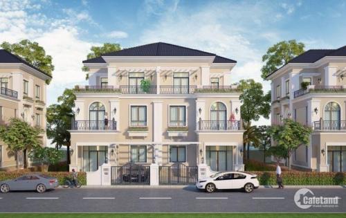 Bán Biệt Thự Dovillas 340m2 ngay trung tâm thành phố Đồng Xoài, Bình Phước, giá gốc CĐT