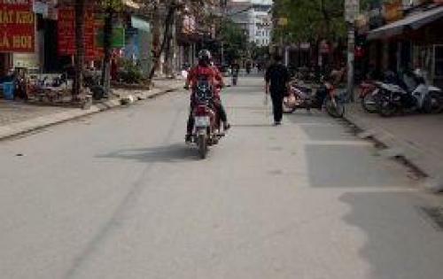 Bán mảnh đất kinh doanh cực tốt 40,2m2 nằm ngay trên trục chính đường S-HVNN-Trâu Quỳ-Gia Lâm-Hà Nội