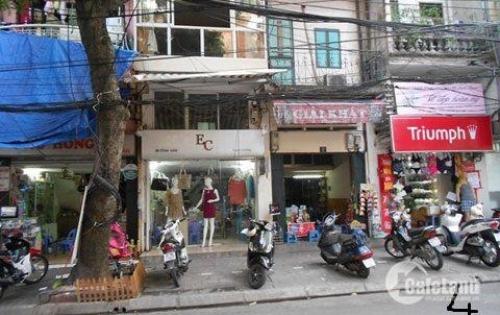 Cho thuê nhà mặt phố Nguyễn Văn Lộc mặt tiền 10m, S 300m2, Lh Duy Đạt: 0844685359