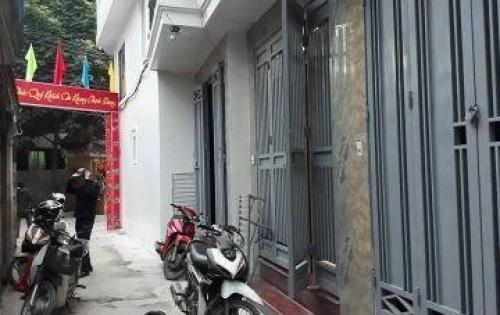 Cần bán nhà riêng xây mới Đa Sỹ, Kiến Hưng, Hà Đông. 38m2, 2.05 tỷ. đường ô tô