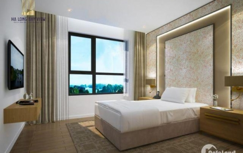 Nhượng lại khách sạn ngay chân cầu Bãi Cháy, Hạ Long, đủ nội thất, giá thương lượng