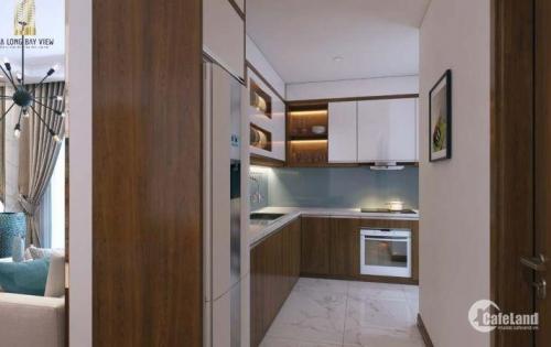 Cần bán căn hộ 2 phòng ngủ tại Hạ Long - 1,8 tỷ - full nội thất -view vịnh - full tiện ích
