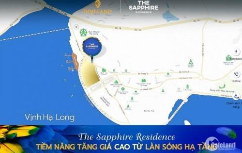 Đầu tư Căn hộ khách sạn 5 sao mặt biển Hạ Long, nhận lợi nhuận cam kết từ 200tr/năm