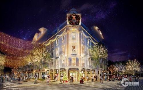 Shophouse Europe tái hiện hoàn hảo một châu Âu hoa lệ tại thành phố di sản Hạ Long