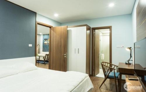 Chính chủ cần bán căn hộ 2PN, 2.2 tỷ, full nội thất, 76m2, trung tâm Hạ Long