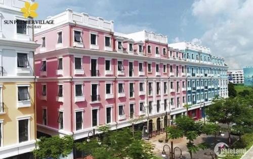 Nhận cọc shophouse Sungroup tại Hạ Long – 100 triệu, ưu tiên chọn căn và có giá tốt