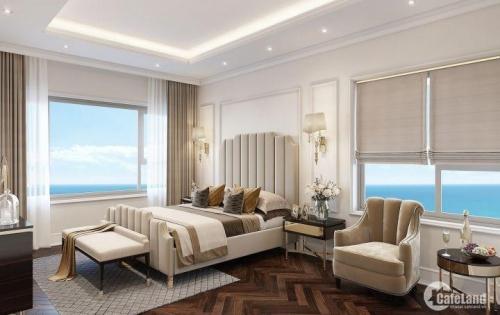 Cần bán căn hộ cao cấp mặt biển Hạ Long, có sổ đỏ, nội thất – 2.6 tỷ, CK 100tr