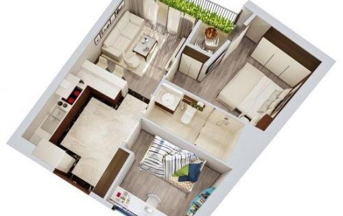 Chỉ 2.2 tỷ sở hữu ngay căn hộ 58m2 tầng 14 CC mặt đường Minh Khai Imperia Sky Garden LH 0972461892