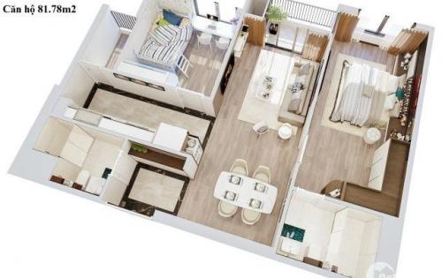 Sở hữu ngay căn hộ 81m2 tầng 7 CH0714 giá chỉ 2,9 tỷ CC Imperia Sky Garden Minh Khai LH 0972461892