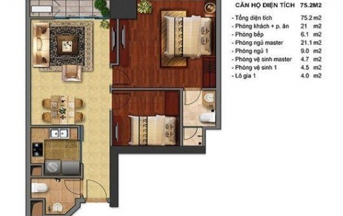 Tôi chính chủ cần bán cắt lỗ 2 căn hộ tại chung cư TIMES CITY 75m2 - 82m2