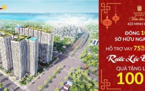 Sở hữu căn hộ trong mơ Imperia Sky Garden 423 Minh Khai, giá hấp dẫn