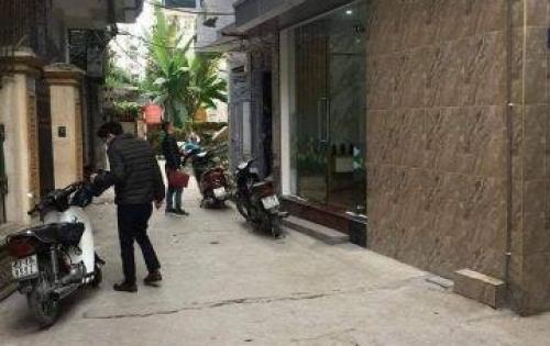 Nhanh tay mua nhà đón tết, Siêu phẩm Thanh Nhàn, hiện đại, kinh doanh đỉnh, Dt 40m2 x 5t giá chỉ 3.2 tỷ.