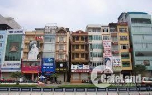 Bán nhà Hai Bà Trưng - Mặt phố Minh Khai 7 tỷ, 57m2
