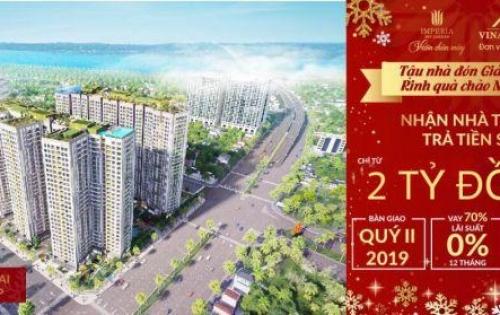 Thông tin mới nhất dự án Imperia Sky Garden 423 Minh Khai trực tiếp từ CĐT