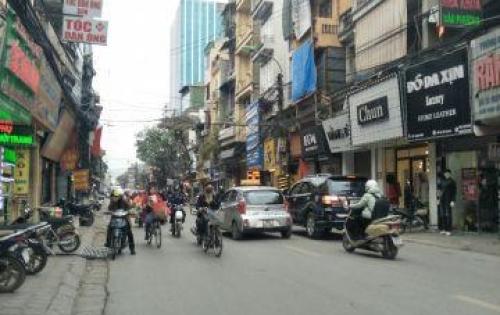Bán nhà mặt phố Bạch Mai DT 77m2x2T kinh doanh sầm uất giá 16.2 tỷ