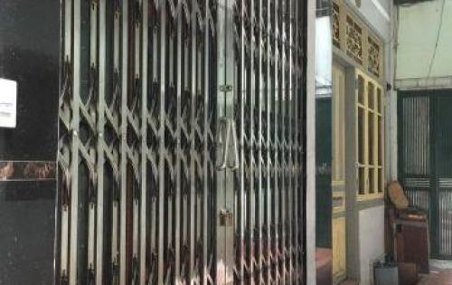 Bán nhà Hai Bà Trưng 10.5 tỷ, 27m2 ( T1) Mặt phố Lê Văn Hưu