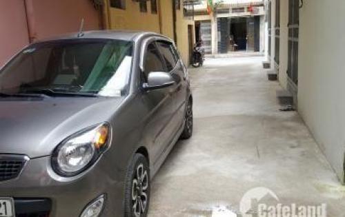 Bán gấp nhà riêng, ô tô, DT 56m2 phố Hoàng Mai, giá 3.7 tỷ