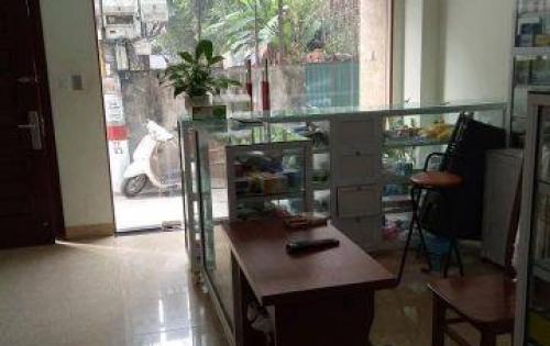 Bán nhà Định Công, 5 tầng, kinh doanh đỉnh, ô tô đỗ cửa, 44m2, mt 5.2m. Giá 3xxx